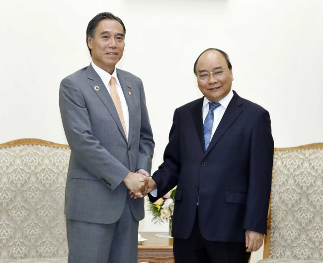 Thủ tướng Nguyễn Xuân Phúc tiếp Thống đốc tỉnh Nagano, Nhật Bản - ảnh 2