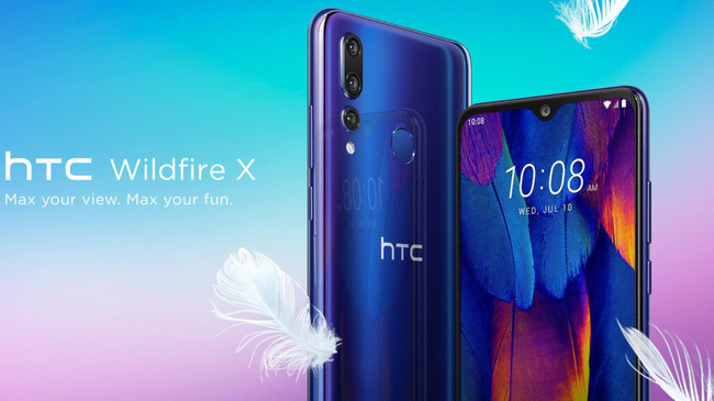 HTC ra mắt smartphone Wildfire X có 3 camera sau, giá từ 155 USD - ảnh 3