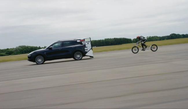 Kỷ lục đạp xe nhanh nhất thế giới - ảnh 1