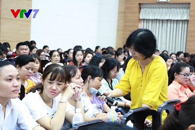 VTV7 và Cục Trẻ em phối hợp truyền thông giáo dục giới tính tại các khu công nghiệp TP.HCM - ảnh 4