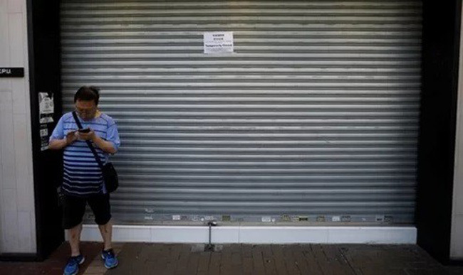 Kinh tế Hong Kong (Trung Quốc) chịu nhiều sức ép - ảnh 1