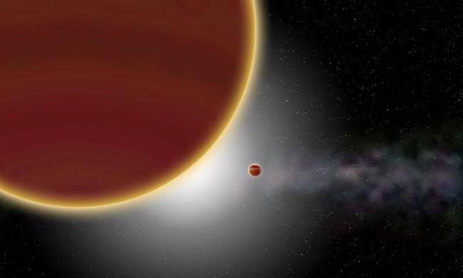 Phát hiện hành tinh mới trong quỹ đạo của ngôi sao trẻ Beta Pictoiris - ảnh 1