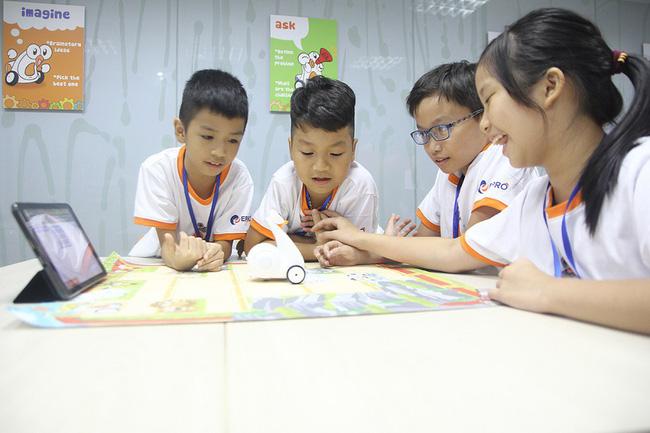 Dạy lập trình - Phương pháp phát triển trí thông minh cho trẻ - ảnh 2