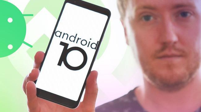 Dẹp hết bánh kẹo, Goolge đặt tên cho Android 10 là Android Q - ảnh 2