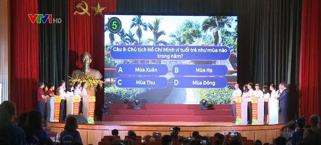 Thi tìm hiểu 50 năm thực hiện Di chúc của Chủ tịch Hồ Chí Minh - ảnh 2
