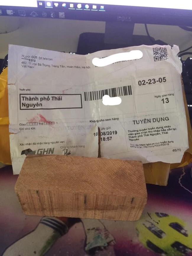 """Đặt mua iPhone nhận về cục gỗ, bẫy lừa trên Facebook nhiều người """"dính"""" - ảnh 2"""