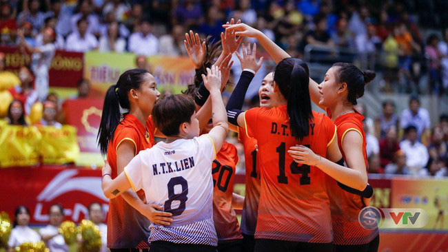 The Vietnam women's national team are the reigning champions at the VTV International Women's Volleyball Cup.