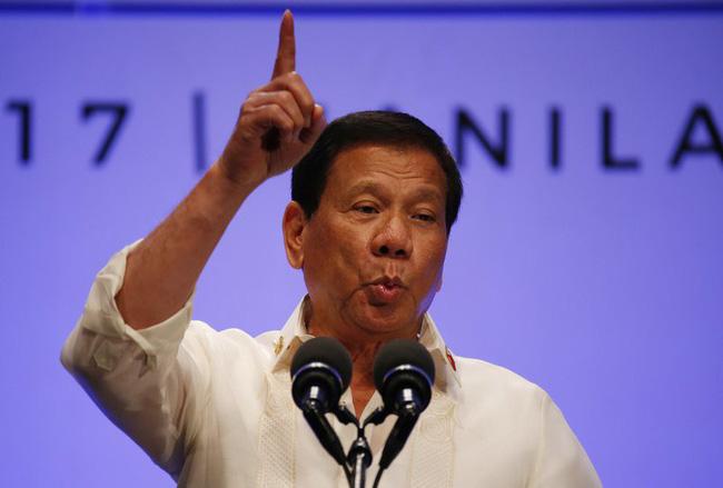 Tổng thống Philippines: Sẽ gây sức ép với Trung Quốc về quy