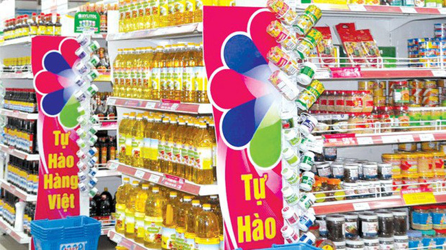 A voting programme was launched to select consumers' most-favoured Vietnamese products in 2019.