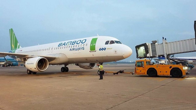 Bamboo Airways, the newest Vietnamese airline, will add one more Hanoi-Ho Chi Minh City round trip per day from February 3 to 13.