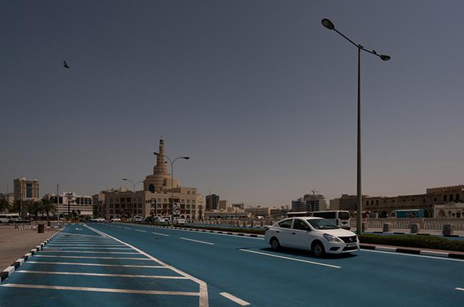 Qatar thử nghiệm phương pháp mới giúp hạ nhiệt thủ đô Doha - ảnh 1