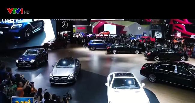 Triển lãm lớn nhất ngành ô tô Việt Nam sẽ diễn ra trong tháng 10 - ảnh 2