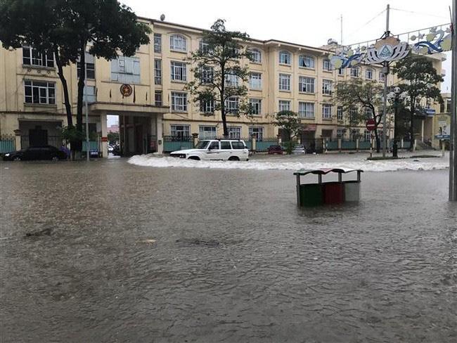 8 người thương vong do mưa to, lũ lớn ở Bắc Bộ - ảnh 1