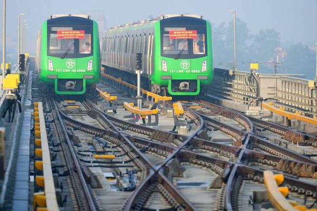 Bộ Giao thông vận tải cam kết đường sắt Cát Linh - Hà Đông an toàn tuyệt đối - ảnh 1