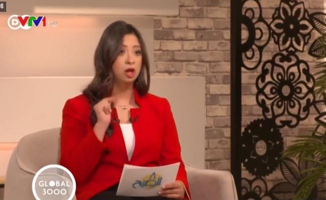 Cô gái bị bệnh Down trở thành MC kênh truyền hình nổi tiếng - ảnh 2