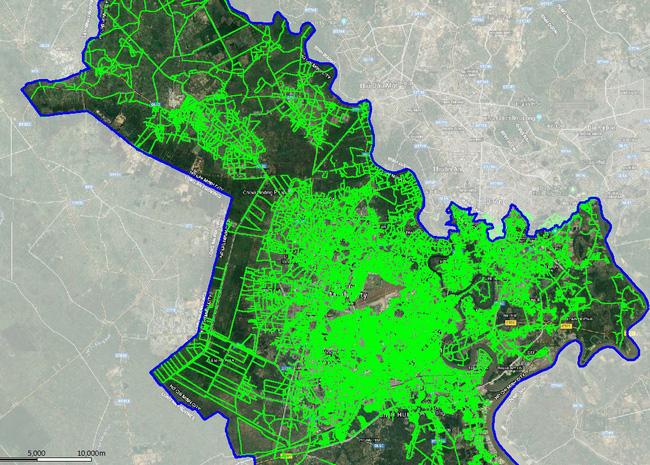 TP Hồ Chí Minh là địa phương đầu tiên phủ sóng IoT diện rộng - ảnh 1