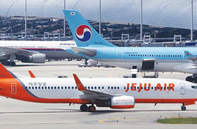 Các hãng hàng không châu Á thiệt hại nặng do chiến tranh thương mại - ảnh 1
