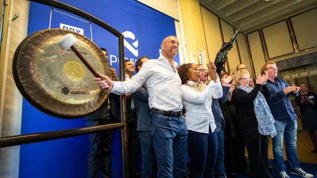 Công ty Prosus đạt 100 tỷ USD vốn hóa ngay khi vừa lên sàn tại châu Âu - ảnh 2