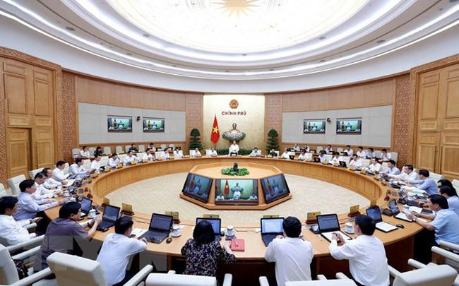 Chính phủ ấn định thời gian hoàn thành các dự án trọng điểm - ảnh 1