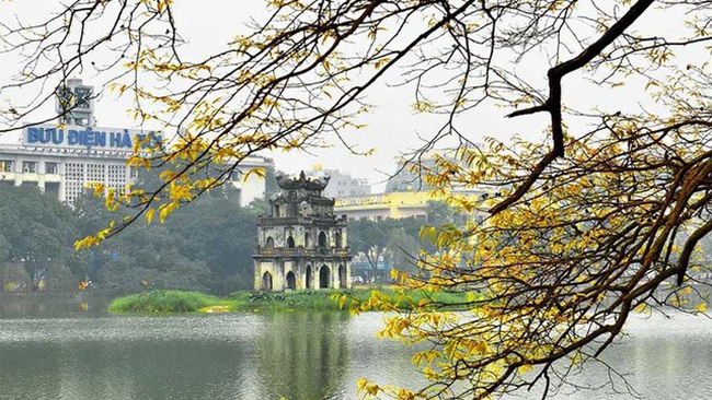 Hanoi was listed among nominees for World's Leading City Destination title.