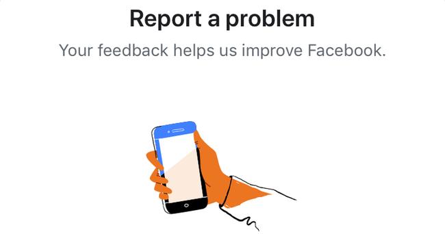 Tất tần tật về tính năng Report trên Facebook - ảnh 5