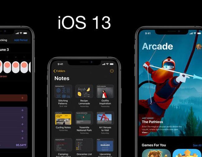 iOS 13 tương thích với những dòng máy nào? - ảnh 1