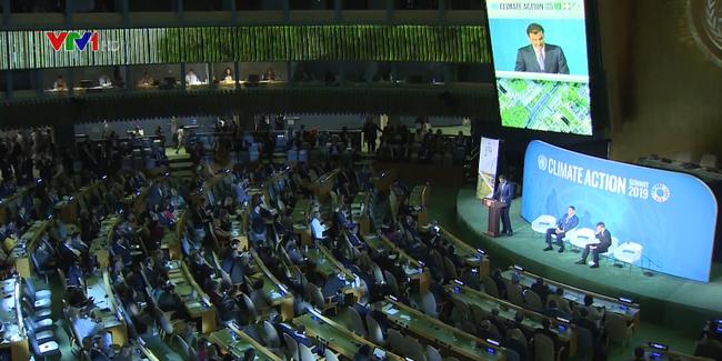 Hội nghị Thượng đỉnh khí hậu LHQ: Cam kết hành động giảm thiểu khí thải nhà kính - ảnh 4