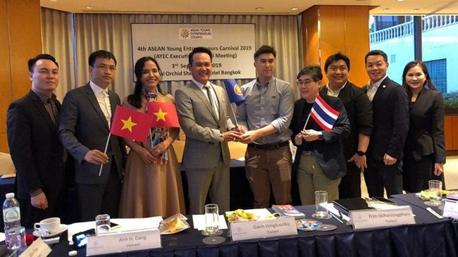 Vietnam will act as the Chair of ASEAN Young Entrepreneurs Association in 2020.