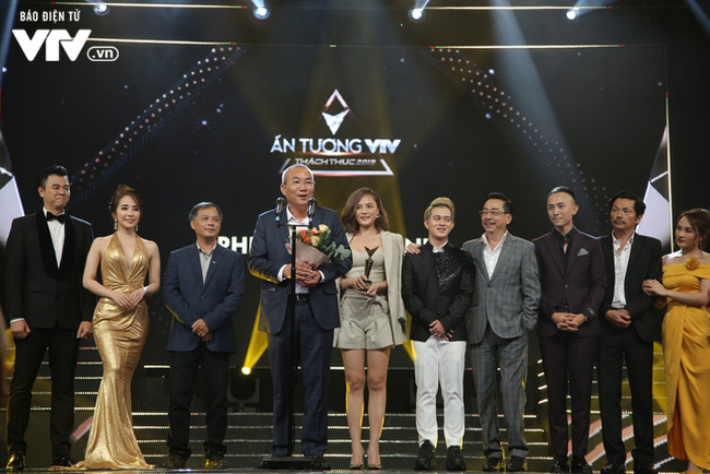 """""""Go Home, Baby"""" is the third triumphant drama with 3 trophies at VTV Awards."""