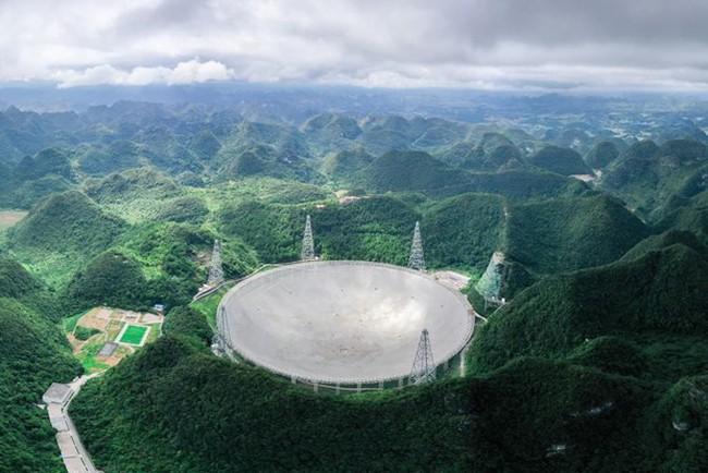 Kính viễn vọng khổng lồ của Trung Quốc thu được tín hiệu bí ẩn trong vũ trụ - ảnh 1