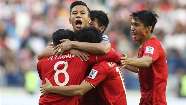 The King's Cup 2019 is considered a useful warm-up for coach Park Hang-seo's Vietnamese side in preparation for the 2022 World Cup qualifiers later this year.