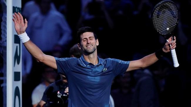 World no. 1 Novak Djokovic (Photo: Reuters)