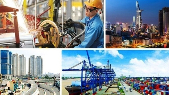 Vietnam aims for growth of 6.6-6.8% in 2019.