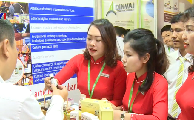Vietnam Expo 2019 kicks off in Hanoi | VTV