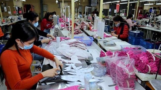A footwear company in Vietnam (Photo: VNA)