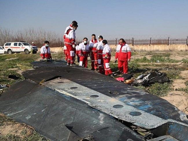 Năm quốc gia chuẩn bị khởi kiện Iran sau vụ bắn nhầm máy bay Ukraine - ảnh 1