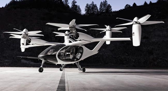 Toyota chơi lớn với dự án ô tô bay - ảnh 2