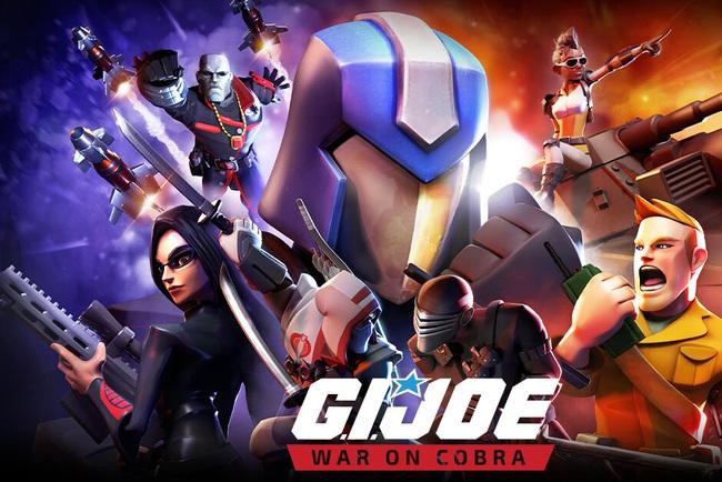 G.I. Joe ra mắt phiên bản game di động - ảnh 1