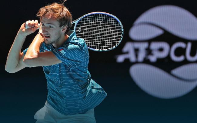 Tennis - Đội tuyển Nga thể hiện phong độ ấn tượng tại ATP Cup 2020