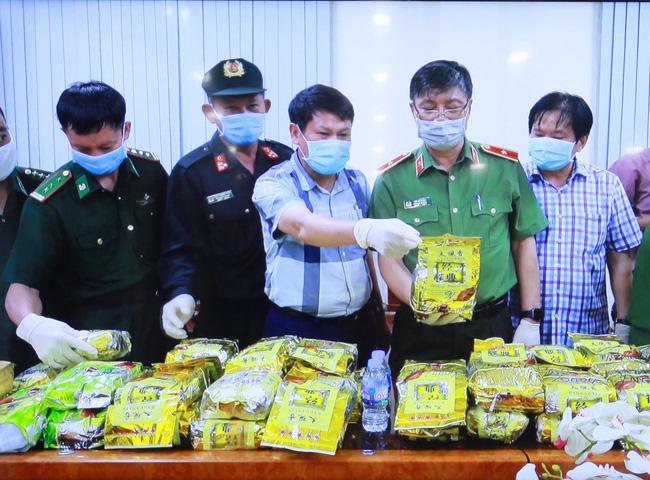 Triệt phá thành công đường dây xuất khẩu ma túy do người nước ngoài cầm đầu - ảnh 3