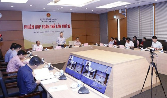 General view of the meeting. (Photo: VNA)