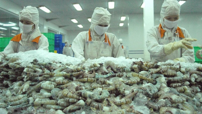 Vietnam's seafood exports in September rose by 0.6% to US$820 million.
