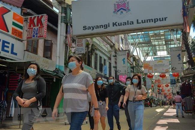 In Malaysia (Photo: Xinhua)