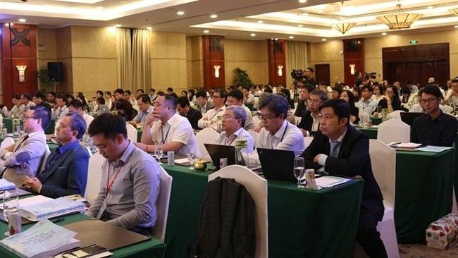Participants at the event (Photo: dangcongsan.vn)