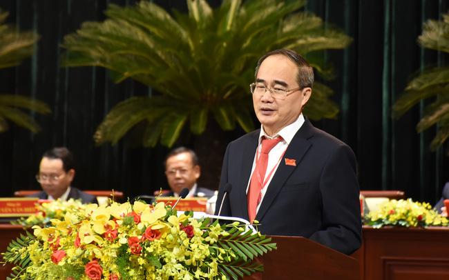 Bộ Chính trị phân công ông Nguyễn Thiện Nhân tiếp tục theo dõi, chỉ đạo Đảng bộ TP.HCM - ảnh 3