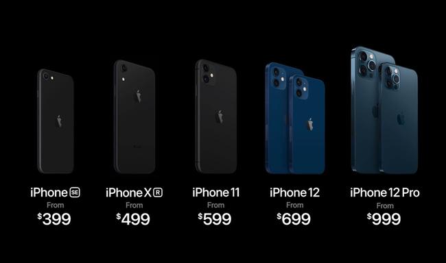 iPhone 12 tại đâu có giá đắt nhất và rẻ nhất? - ảnh 4