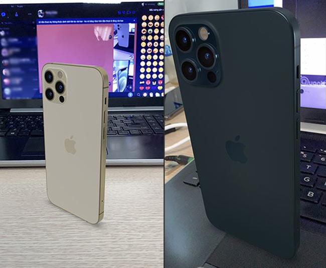 Trải nghiệm sớm iPhone 12 bằng công nghệ AR - ảnh 3
