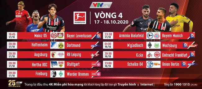 La Liga và Bundesliga cuối tuần: Những trận cầu hấp dẫn trên VTVcab - ảnh 4