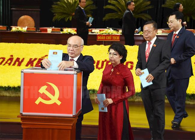 Danh sách Ban Thường vụ Thành ủy và Ban Chấp hành Đảng bộ TP.HCM nhiệm kỳ 2020 - 2025 - ảnh 2