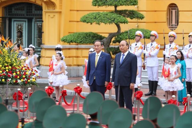 [INFOGRAPHIC] Quan hệ Đối tác chiến lược sâu rộng Việt Nam và Nhật Bản - ảnh 3